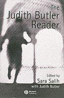 bokomslag The Judith Butler Reader