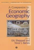 bokomslag Companion to economic geography