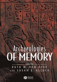 bokomslag Archaeologies of Memory