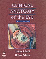 bokomslag Clinical Anatomy of the Eye