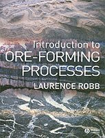 bokomslag Introduction to Ore-Forming Processes
