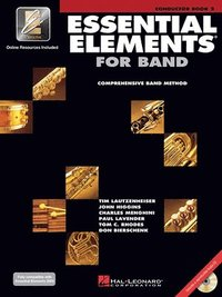 bokomslag Essential Elements 2000 Comprehensive Band Method, Conductor Book 2 [With CD (Audio)]
