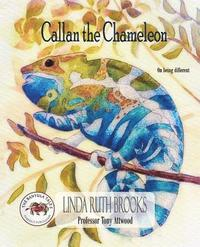 bokomslag Callan the Chameleon