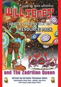 bokomslag Will Jones Space Adventures And The Zadrilian Queen