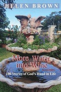 bokomslag More Water into Wine