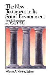 bokomslag The New Testament in Its Social Environment