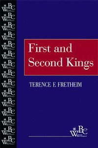 bokomslag First and Second Kings