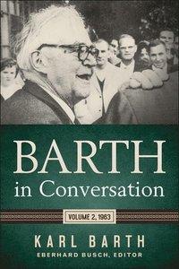 bokomslag Barth in Conversation