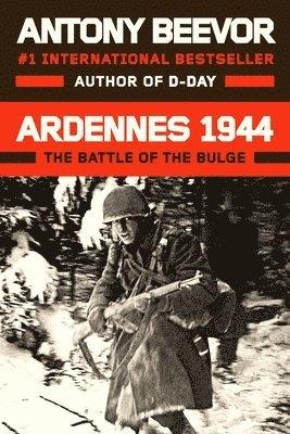 bokomslag Ardennes 1944: The Battle of the Bulge