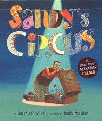 bokomslag Sandy's Circus