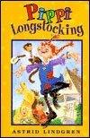 bokomslag Pippi Longstocking