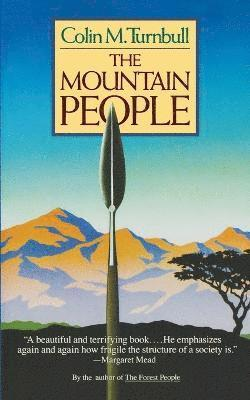 bokomslag Mountain People