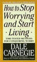 bokomslag How to Stop Worrying and Start Living