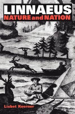 bokomslag Linnaeus: Nature and Nation