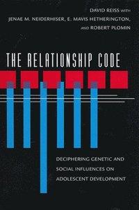 bokomslag The Relationship Code