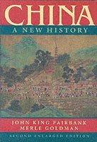 bokomslag China - a new history