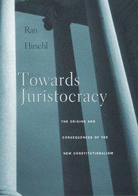 bokomslag Towards Juristocracy
