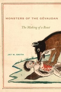 bokomslag Monsters of the Gevaudan