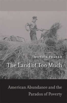 bokomslag The Land of Too Much: American Abundance and the Paradox of Poverty