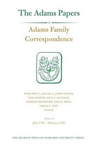 bokomslag Adams Family Correspondence, Volume 11