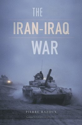 bokomslag Iran-iraq war