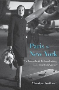 bokomslag Paris to New York