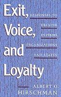 bokomslag Exit, Voice, and Loyalty