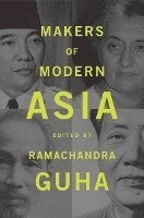bokomslag Makers of Modern Asia