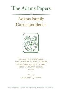 bokomslag Adams Family Correspondence, Volume 12