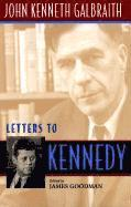 bokomslag Letters to Kennedy
