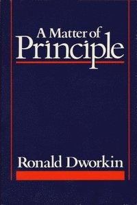 bokomslag A Matter of Principle