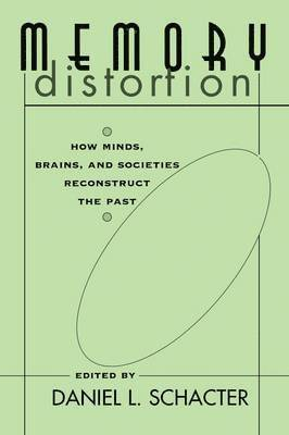 bokomslag Memory Distortion