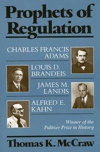 bokomslag Prophets of Regulation