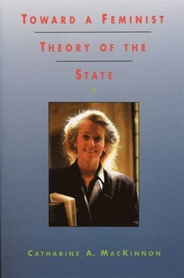 bokomslag Toward a Feminist Theory of the State