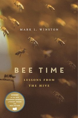 bokomslag Bee Time - Lessons From The Hive