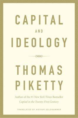 bokomslag Capital and Ideology