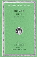 bokomslag The Iliad II: Books 13-24(The Loeb Classical Library 171)
