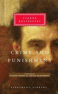 bokomslag Crime and Punishment: Pevear & Volokhonsky Translation