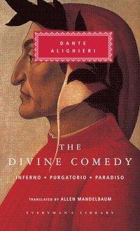 bokomslag The Divine Comedy: Inferno; Purgatorio; Paradiso (in One Volume)