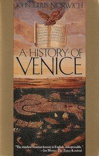 bokomslag History Of Venice