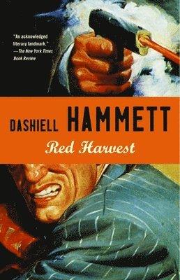 bokomslag Red Harvest