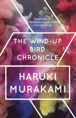 bokomslag Wind-Up Bird Chronicle