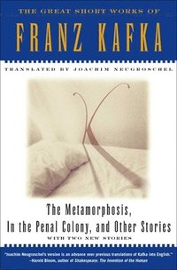 bokomslag The Metamorphosis, in the Penal Colony, and Other Stories: With Two New Stories