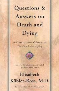 bokomslag Questions and Answers on Death and Dying