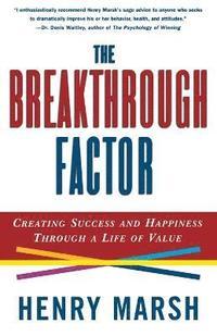 bokomslag The Breakthrough Factor