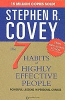 bokomslag 7 Habits Of Highly Effective People: Powerful Lessons in Personal Change