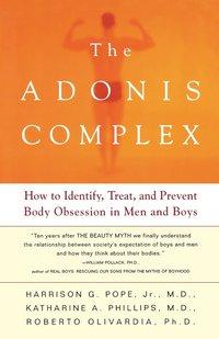 bokomslag The Adonis Complex