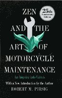 bokomslag Zen and the Art of Motorcycle Maintenance: An Inquiry Into Values