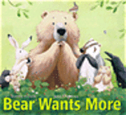 bokomslag Bear Wants More