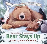 bokomslag Bear Stays Up for Christmas